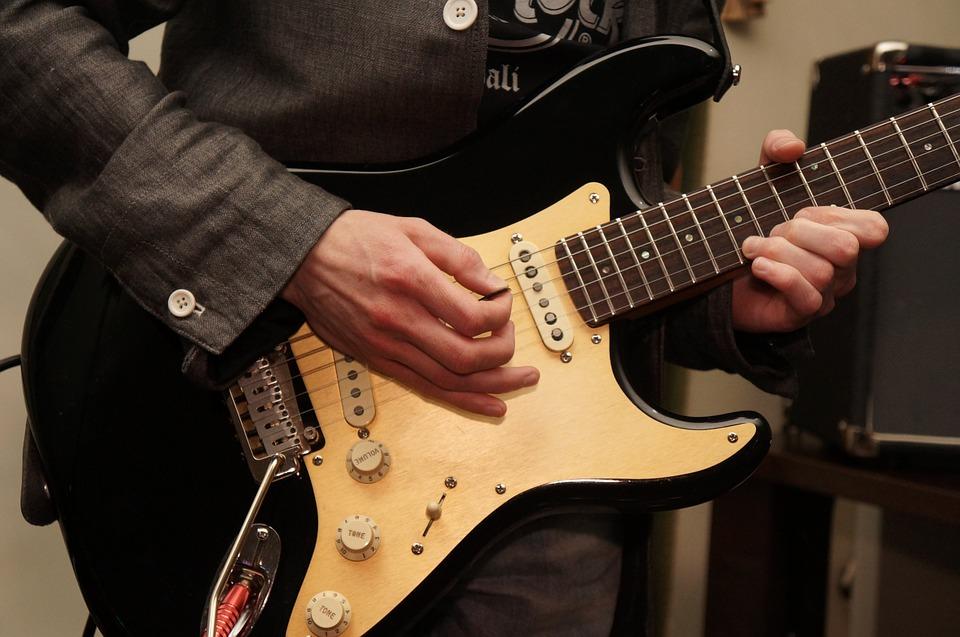 もっとギターをたのしむために!
